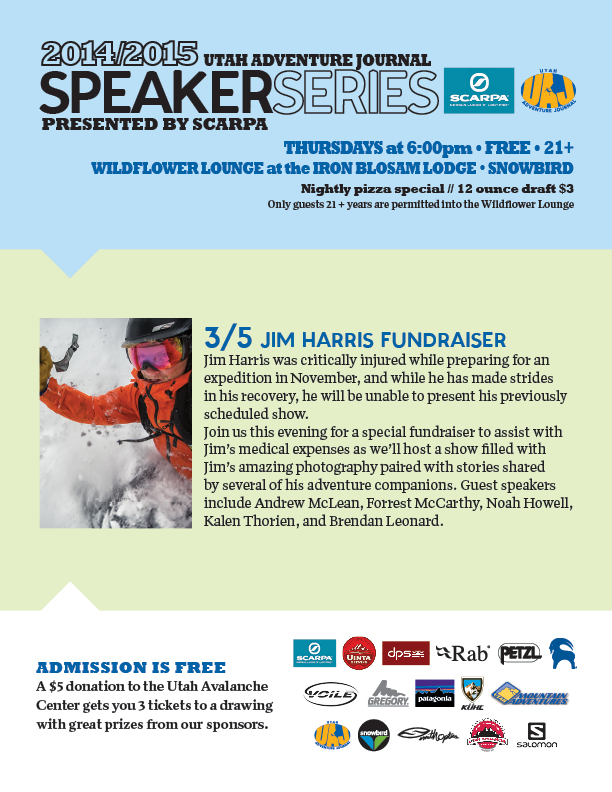 fundraiser for jim harris