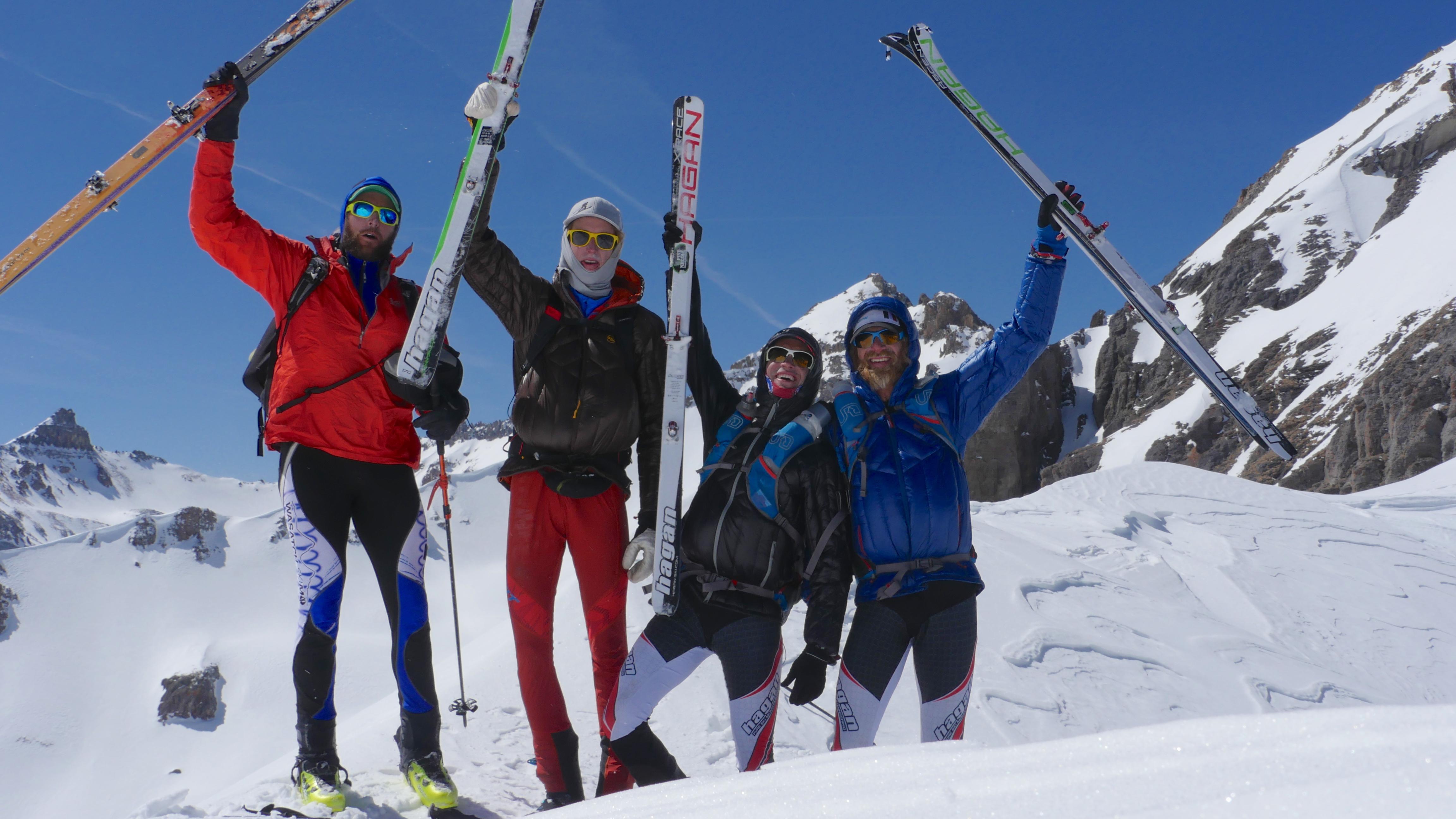 ski hard rock 100