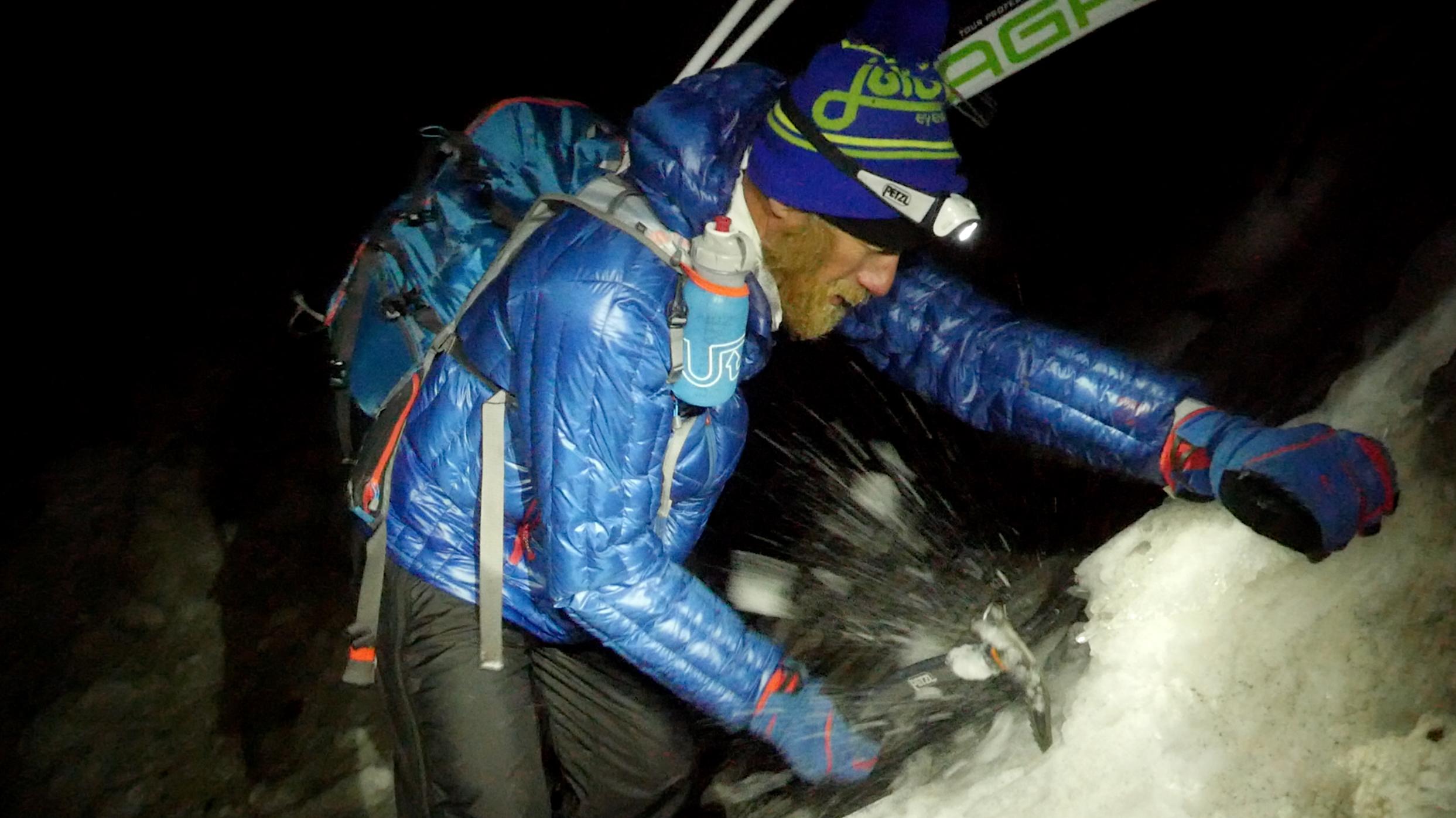 skiing the hardrock 100 – day 2