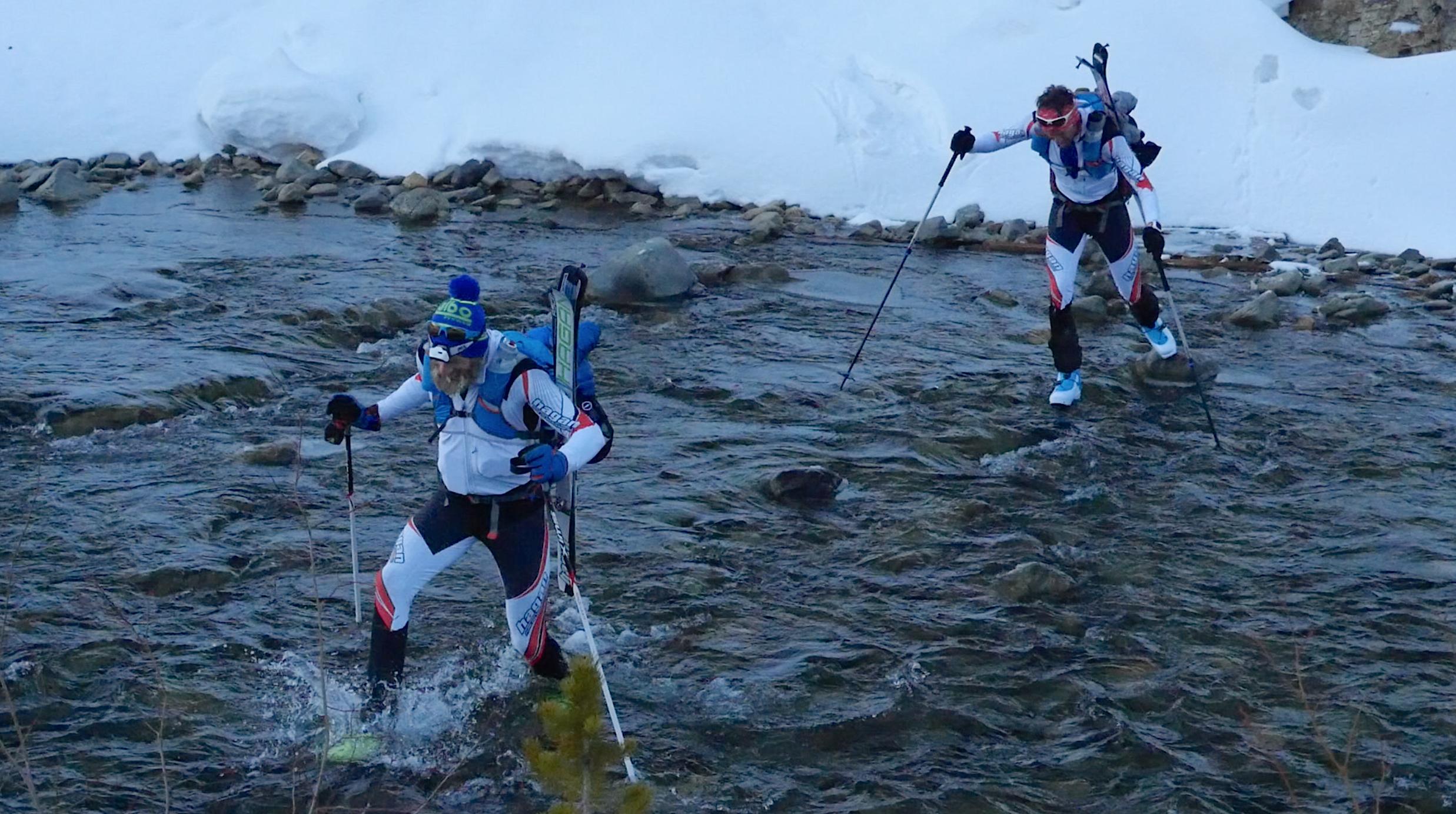 skiing the hardrock 100 – day 1