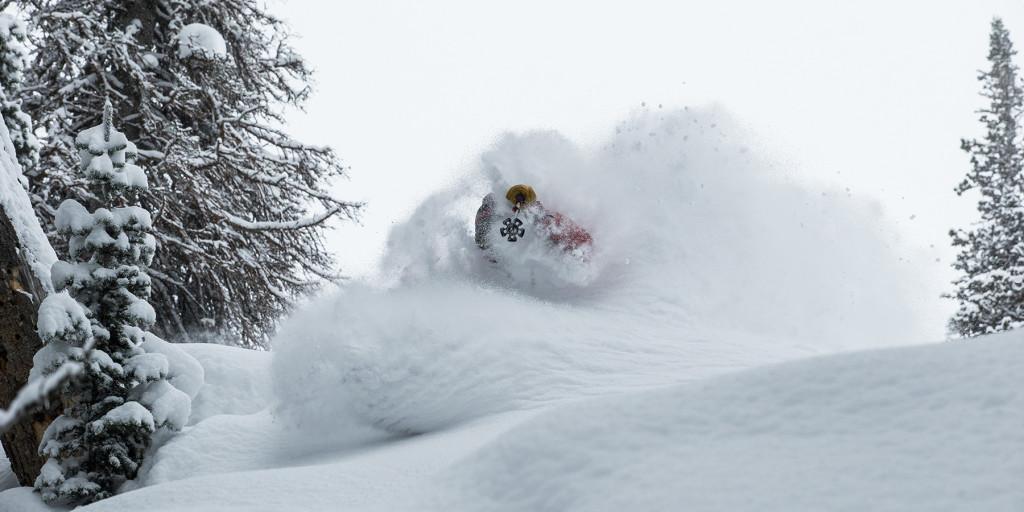 Noah Howell, Wasatch Mountains, Utah photo:Adam Clark