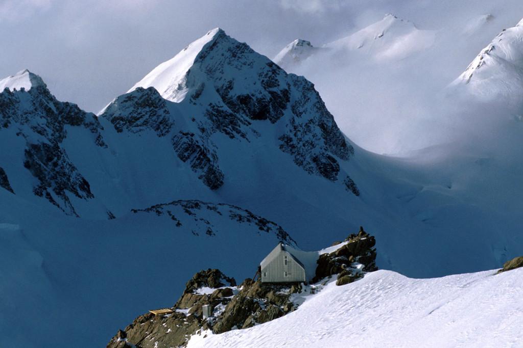 Kelman Hut