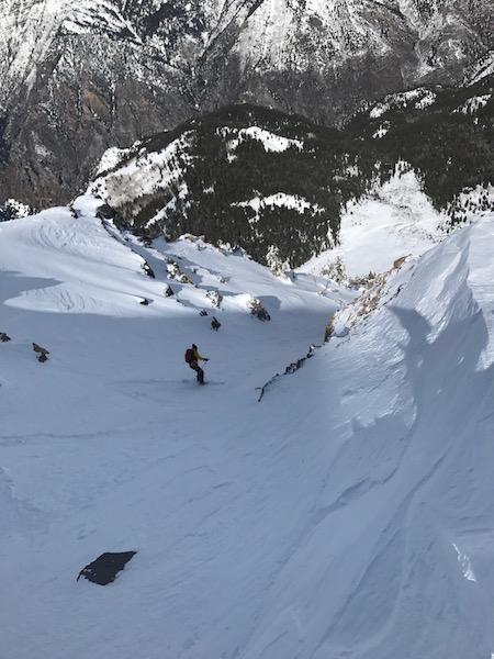 12-Upper chute